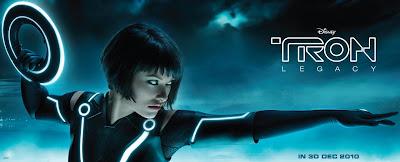 Olivia Wilde - Tron Legacy