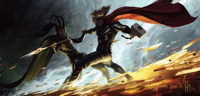 Thor 2 - Thor Seqüência do filme