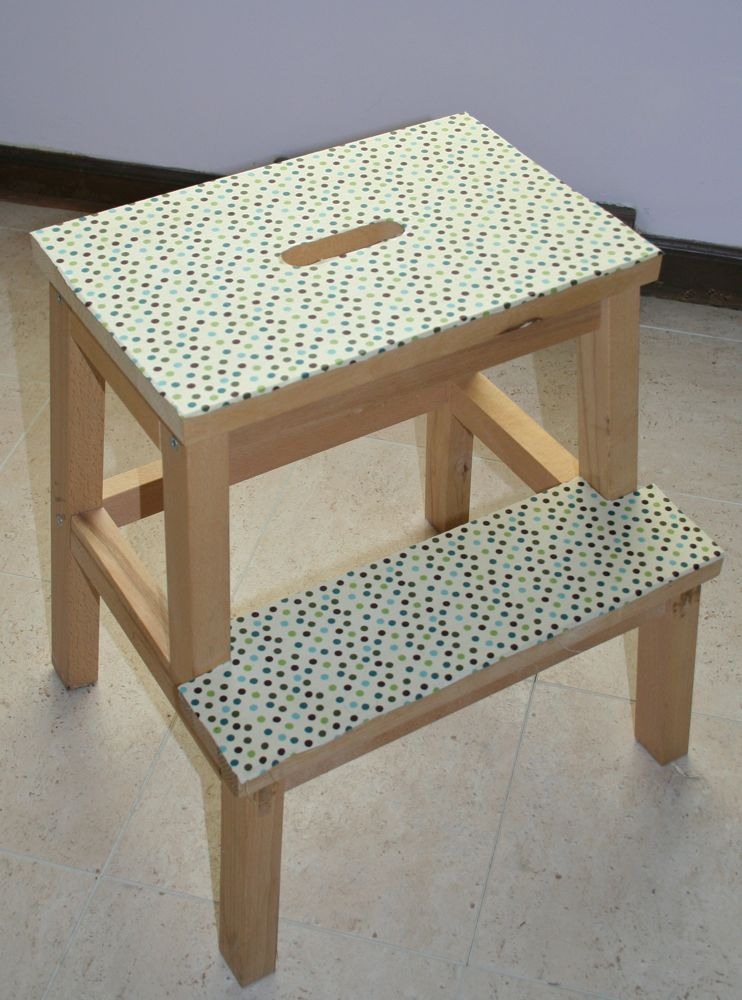Sew Can Do Put A Little Spring In Your Step Stool