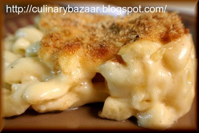 Mac n Cheese from Dhivya at Culinary Bazaar blog