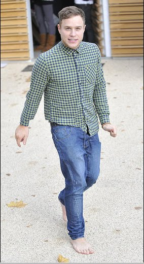 Celeb Soles: Justin Berfield