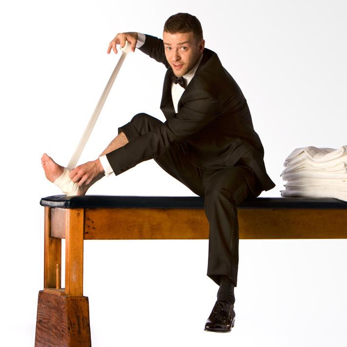 Celeb Soles: Justin Timberlake