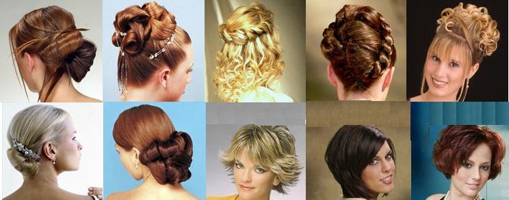 2008 2009 saç modelleri kısa uzun topuz dağınık