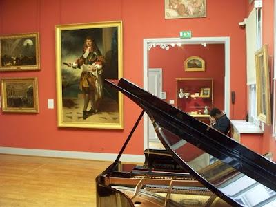 Artifacts Delacroix Studio In Paris