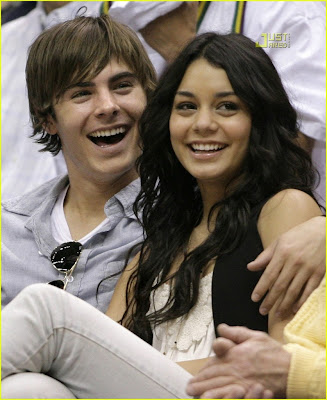 vanessa hudgens and zac efron 6