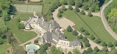 Dennis Jones St Louis Mega Mansion Homes Of The Rich
