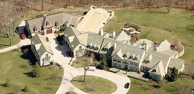 A Look At Ohio Mega Mansions Homes Of The Rich
