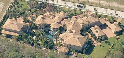One Of Tampa Bay S Largest Homes Homes Of The Rich