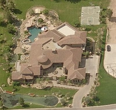 Arizona homes of the rich for Homes of the rich