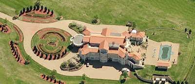 The Andretti Family And Their Mansions Homes Of The Rich