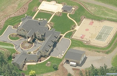 Oregon Homes Of The Rich
