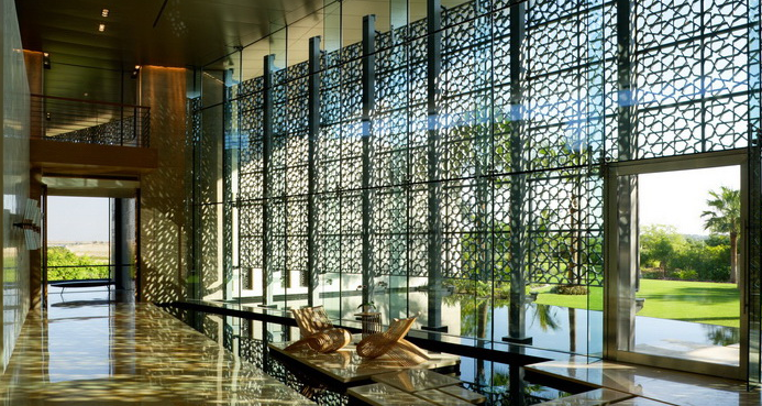 Helal New Moon Residence A Dubai Mega Mansion Homes Of