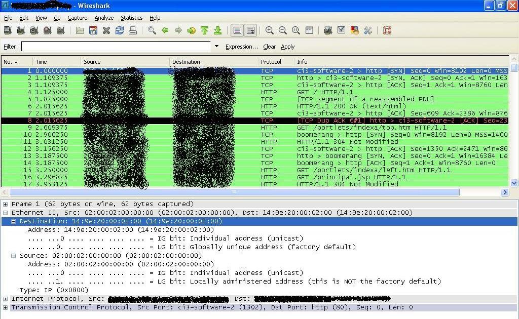 Wireshark y Redes: Analizando la trama Ethernet II con Wireshark