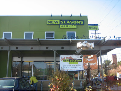 Portland Hamburgers goes to New Seasons Market