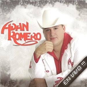 Adan Romero - Disco En Vivo 2012