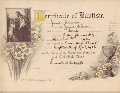 presbyterian baptism certificate template - glebe homie you just can 39 t make this stuff up