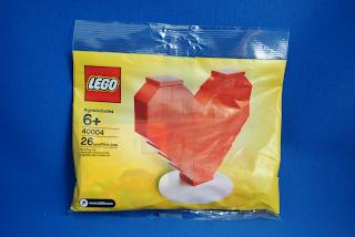 LEGO: 40004 Heart