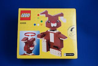 LEGO: 40005 Bunny