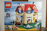 LEGO: Creator House シリーズ