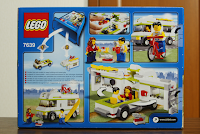 LEGO: 7639 Camper