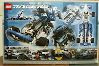 LEGO: 8461 Williams F1 Racer
