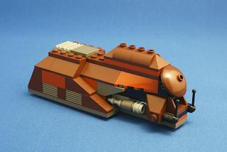 LEGO: 4491 Mini MTT