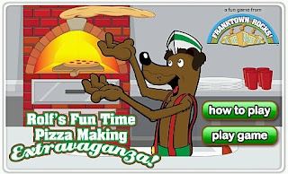 rolf's pizza game