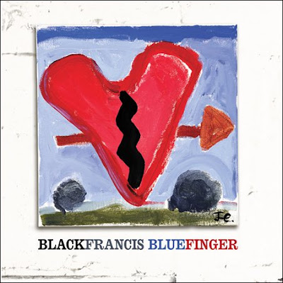 Review: Black Francis Bluefinger here to comfort your anxiety