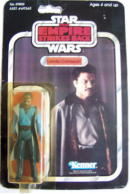 Action Figure Of The Day Lando Calrissian Esb 1980 82