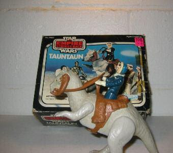 Action Figure of the Day: Tauntaun (ESB)