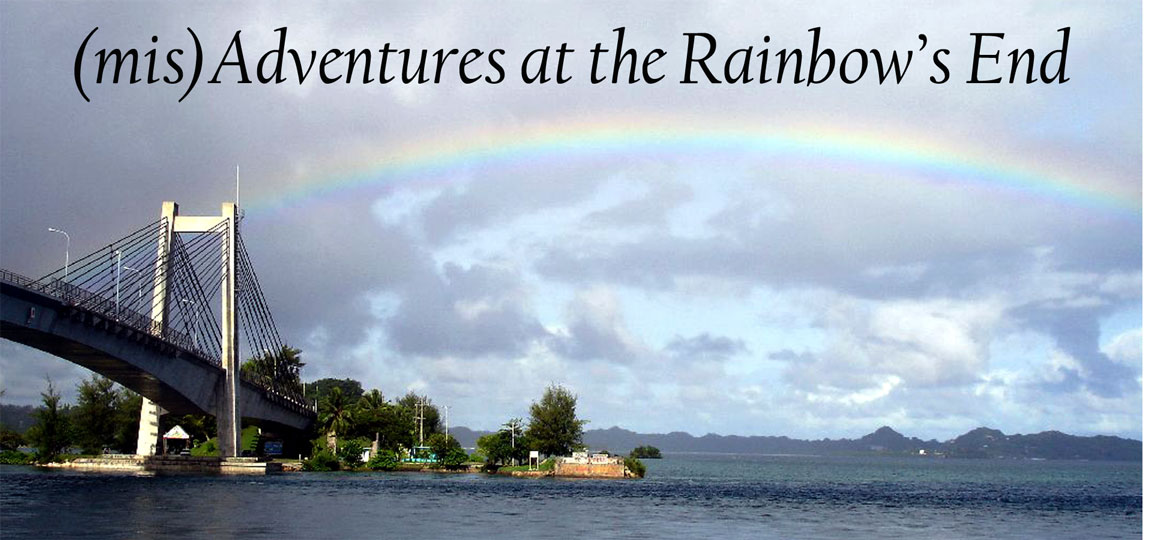 (mis) adventures at the Rainbow's End