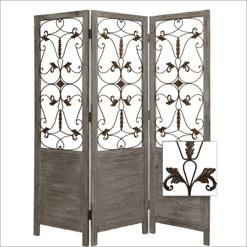 Decor and home improvement metal room dividers Decorative hanging room dividers