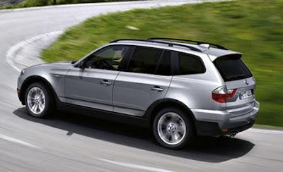 BMW X3: