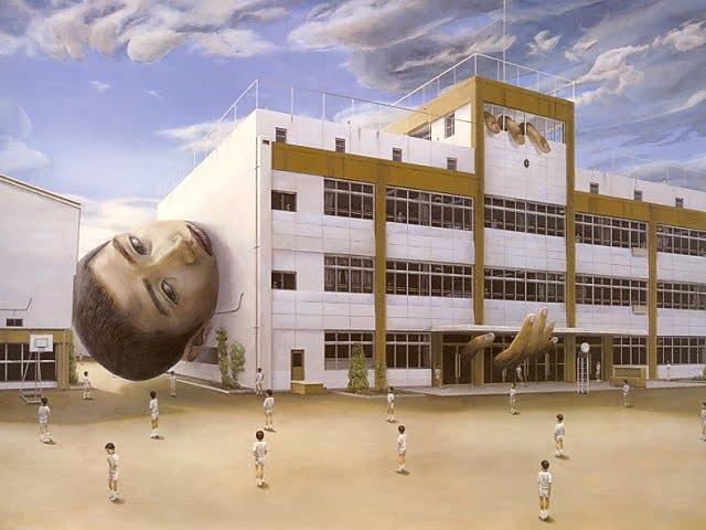 FRAGMENTE: 画家石田徹也を知って ― ロストジェネレーション世代の画家 ...