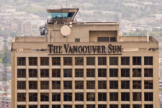The Vancouver Sun Building