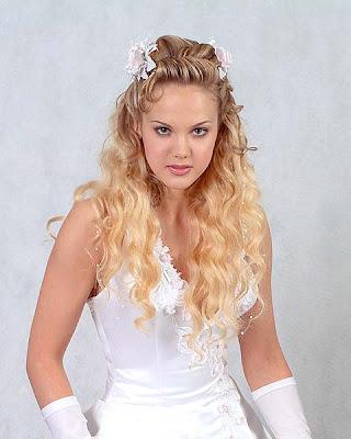fashion trend fashion tips beautiful bride wedding hairstyle