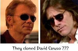Jim Carrey - David Caruso
