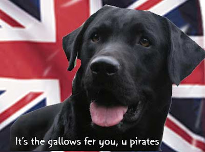 Dogs against Software Piracy