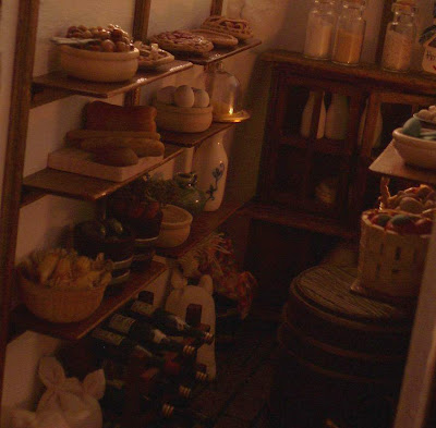 Doll House Pantry