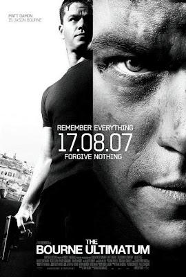 Bourne Ultimatum Poster 2
