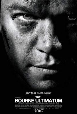 Bourne Ultimatum Poster 3