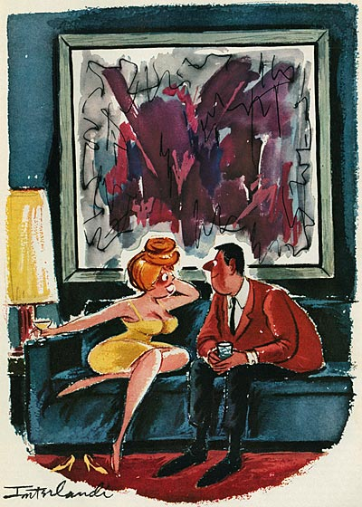 Phil Interlandis Playboy Cartoons  vintage everyday
