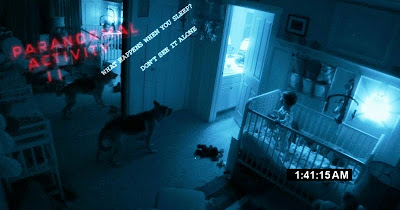 Paranormal Activity 2 le film