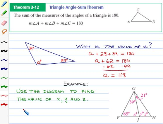 Angle Theorem Worksheet. the o 39 jays exterior angles and angles ...