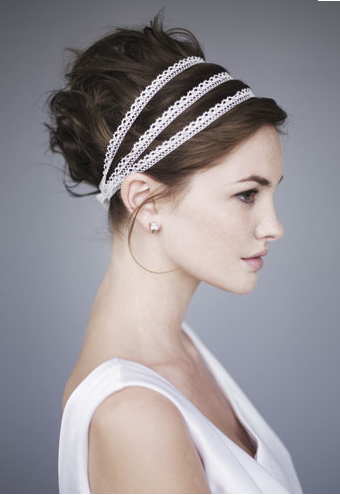 CRAZY ABOUT WEDDINGS: Hair updos