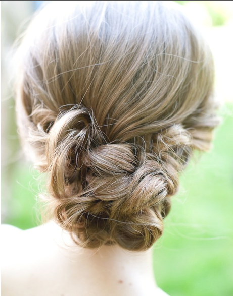 CRAZY ABOUT WEDDINGS: The best bridal hair styles - for ...