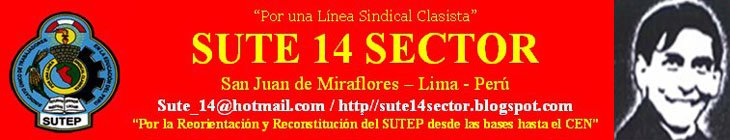 SUTE 14 SECTOR