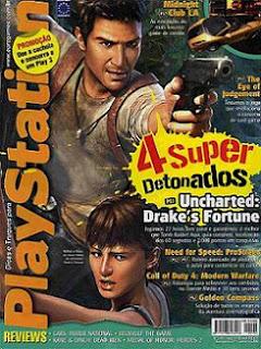 Revista PlayStation   Janeiro/2008 Baixar