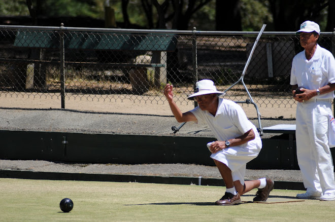 An Afternoon With the Lawn Bowling Club of Oakland, California