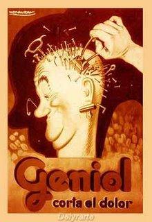 """El jingle de """"Geniol"""" que se atribuía a Carlos Gardel y curaba el ..."""